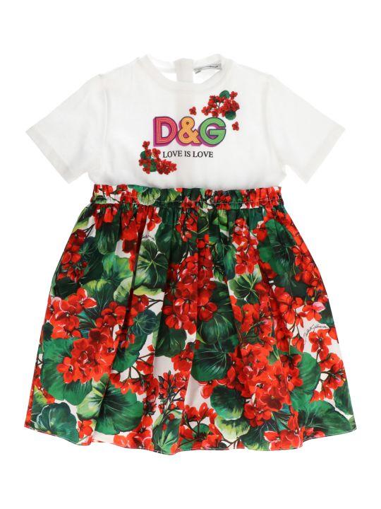 Dolce & Gabbana 'd&g' Dress