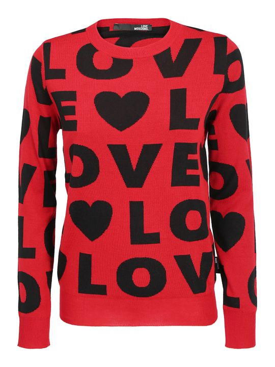 Love Moschino Sweater