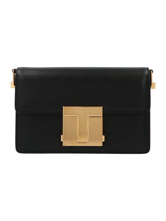 Tom Ford 'shiny Grained' Bag