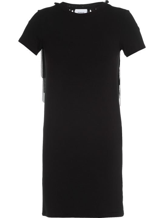 Dondup Dress With Rear Detail