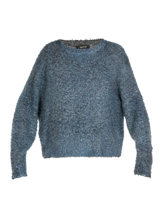 Avant Toi Brushed Sweater