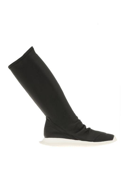 Rick Owens Oblique Runner Stretch Sock