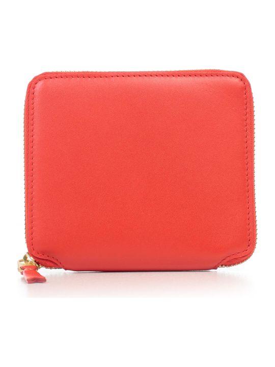 Comme des Garçons Wallet Wallet Medium Classic Leather Line