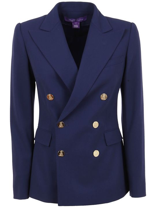 Ralph Lauren Black Label Camden-lined-jacket