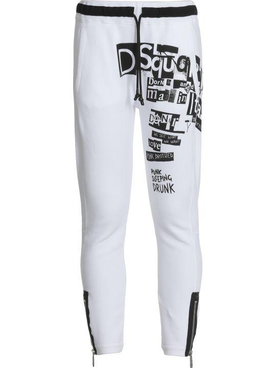 Dsquared2 Pants Cotton