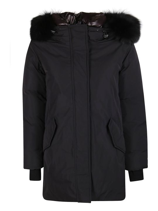 Woolrich Padded Parka Coat