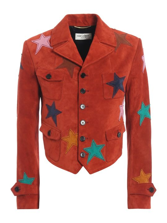 Saint Laurent Star Patch Jacket