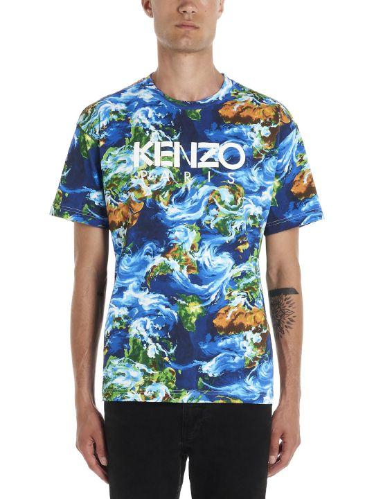 Kenzo 'world Japanese' T-shirt
