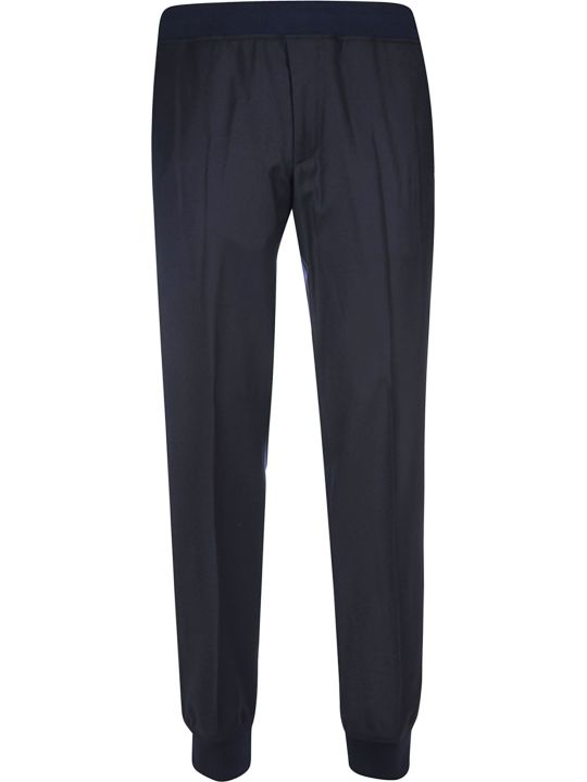 Lanvin Fitted Bord Jogging Trousers