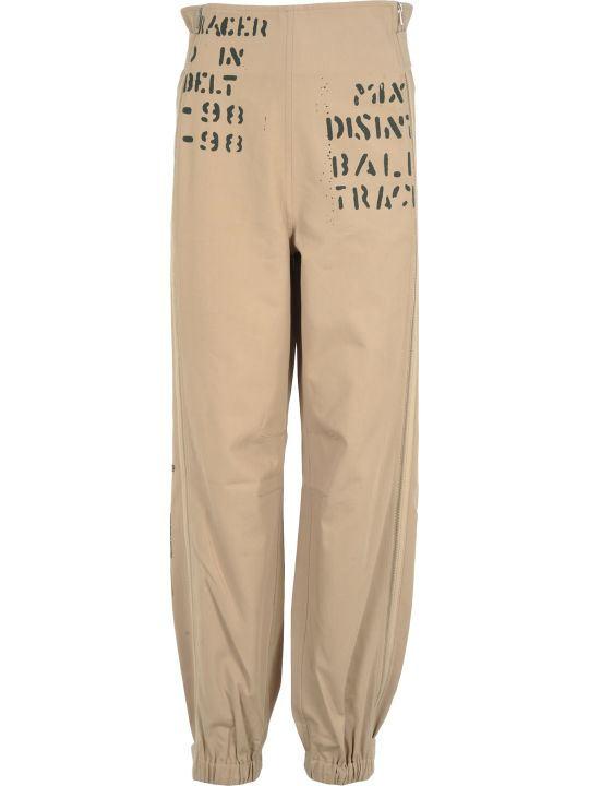 MISBHV Misbhv Graphic Work Pants