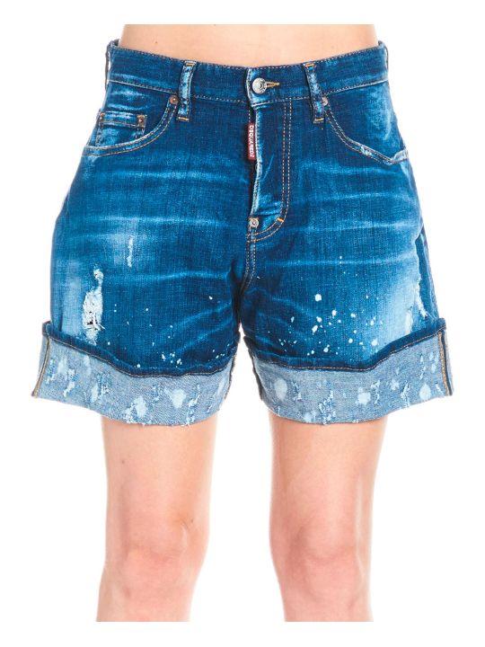 Dsquared2 'kawaii' Shorts