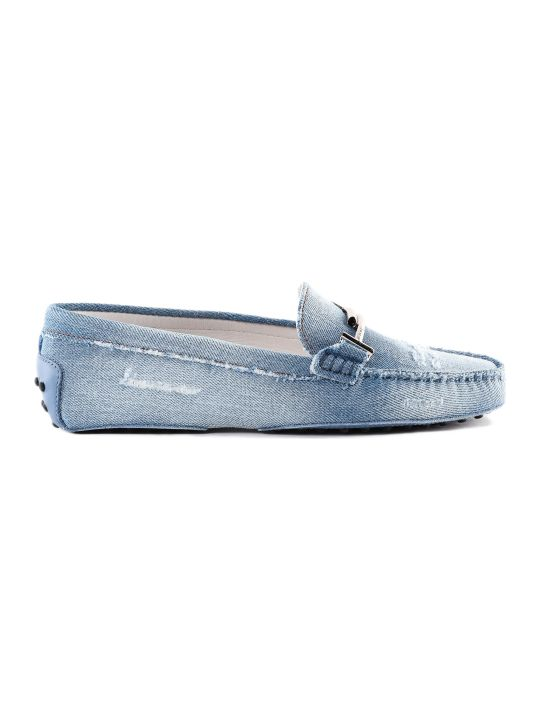 Tod's Gommini Jeans T