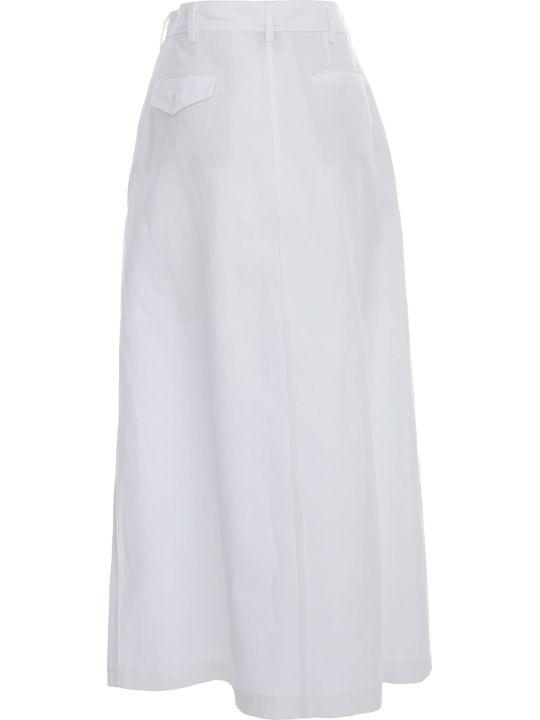 Aspesi Long Skirt Cotton