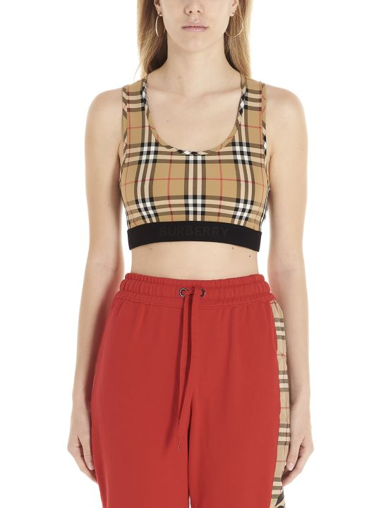 Burberry 'dalby' Top