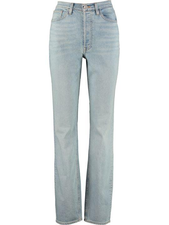 3x1 3x1 And Mimi Cuttrell - Kirk Straight Leg Jeans