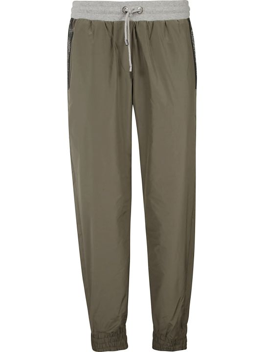 Brunello Cucinelli Elasticated Cuffs Trousers