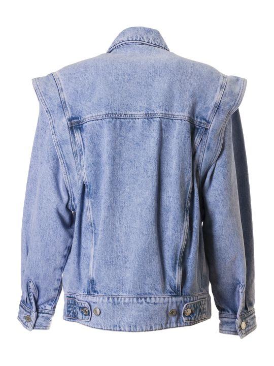 Isabel Marant Denim Buttoned Jacket