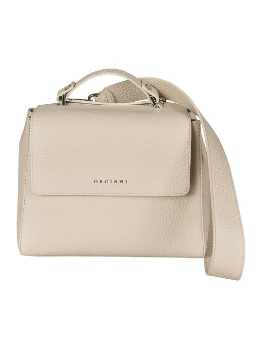 Orciani Flap Shoulder Bag