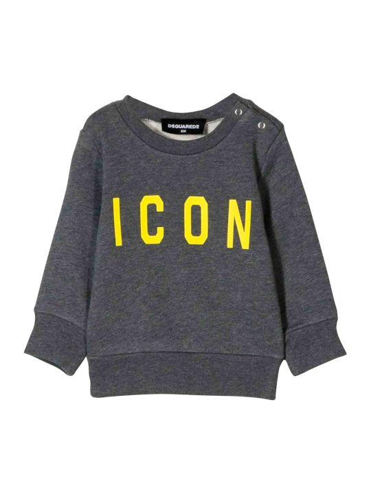 Dsquared2 Gray Sweatshirt