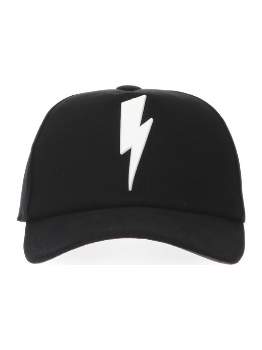 Neil Barrett 'thunder' Cap