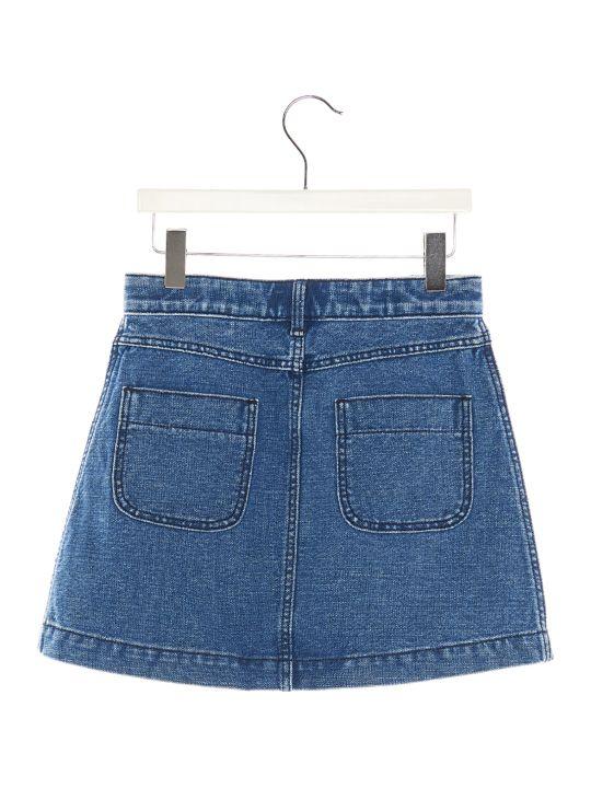 Burberry 'emilia' Skirt