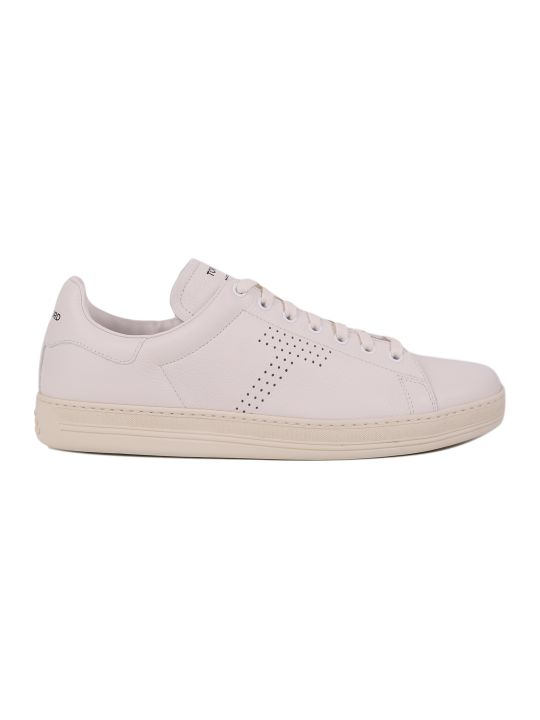 Tom Ford White T Sneakers