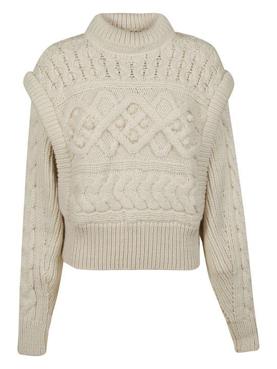 Isabel Marant Knit Ribbed Sweater