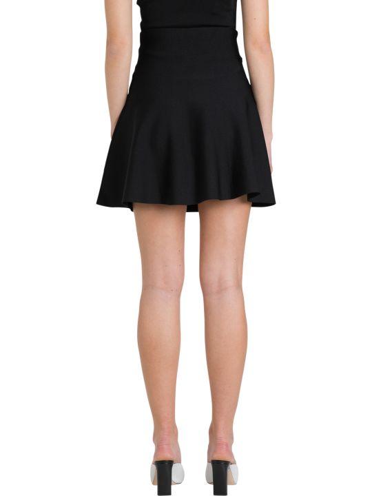 Parosh Flatred Miniskirt