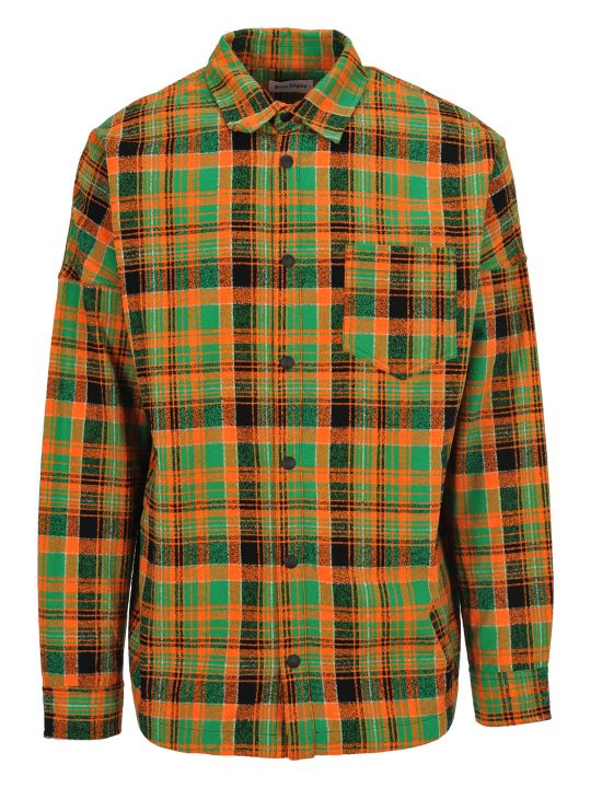 Palm Angels Check Shirt