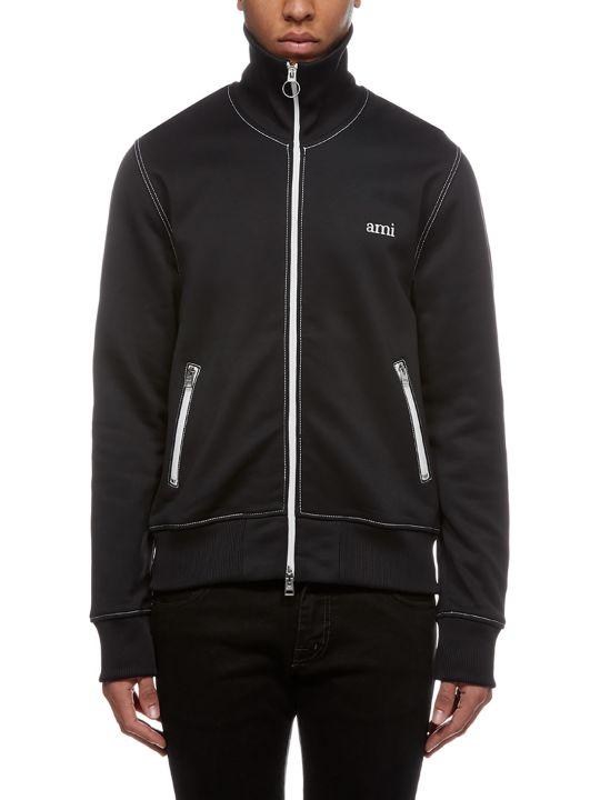 Ami Alexandre Mattiussi Zipped Sweatshirt