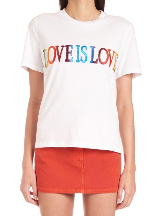 Alberta Ferretti 'love Is Love' T-shirt