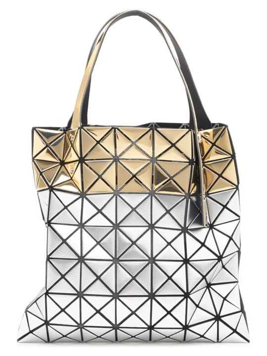 Bao Bao Issey Miyake 'platinum Stardust' Bag