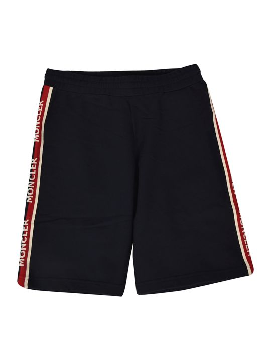 Moncler Kids Logo Shorts