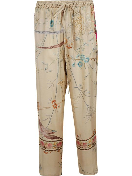 Pierre-Louis Mascia Elasticated Waist Trousers