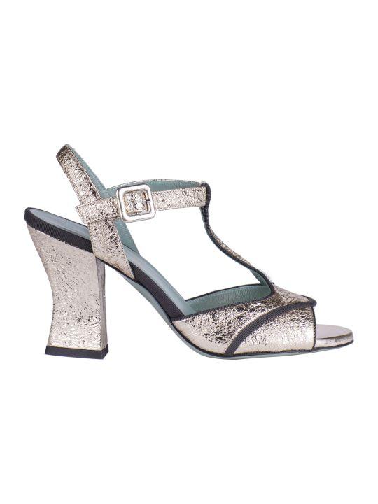 Paola D'Arcano T-bar Sandals