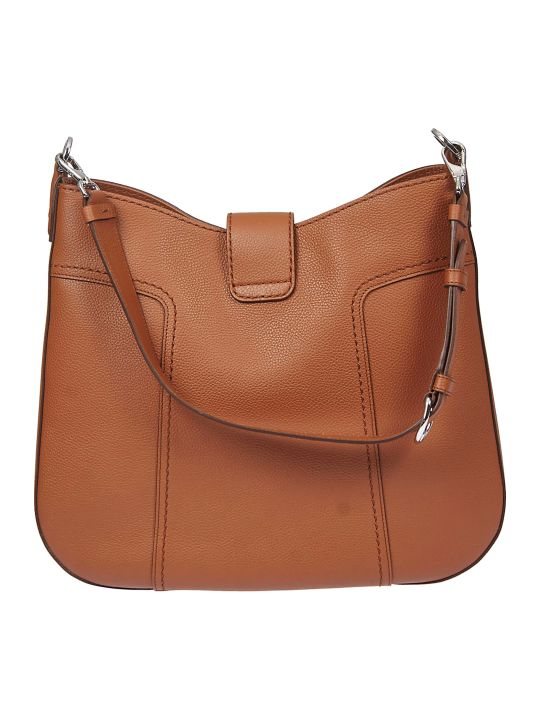Tod's Double T Detail Tote