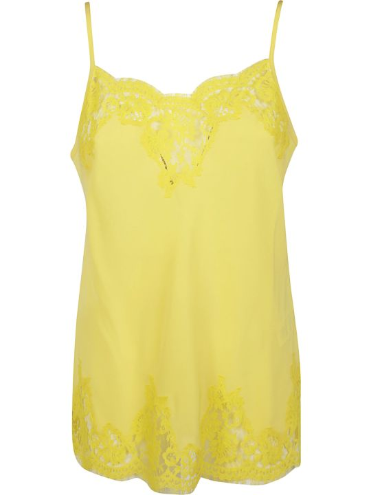 Ermanno Scervino Mesh Top