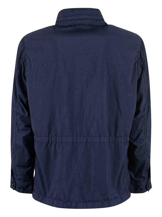 Fay Toggle-locked Concealed Jacket