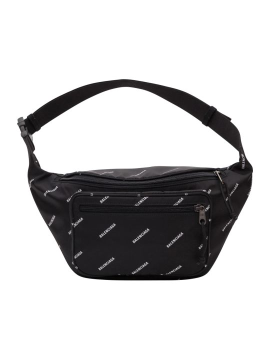 Balenciaga Explorer Belt Bag Logos