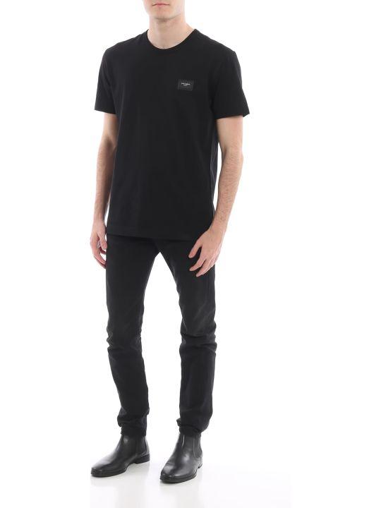 Dolce & Gabbana T-shirt Round Neck