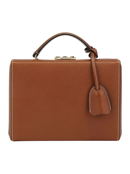 Mark Cross Grace Small Box Bag