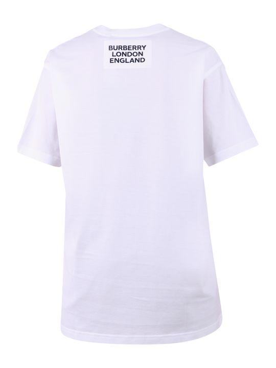 Burberry Printed Jersey T-shirt