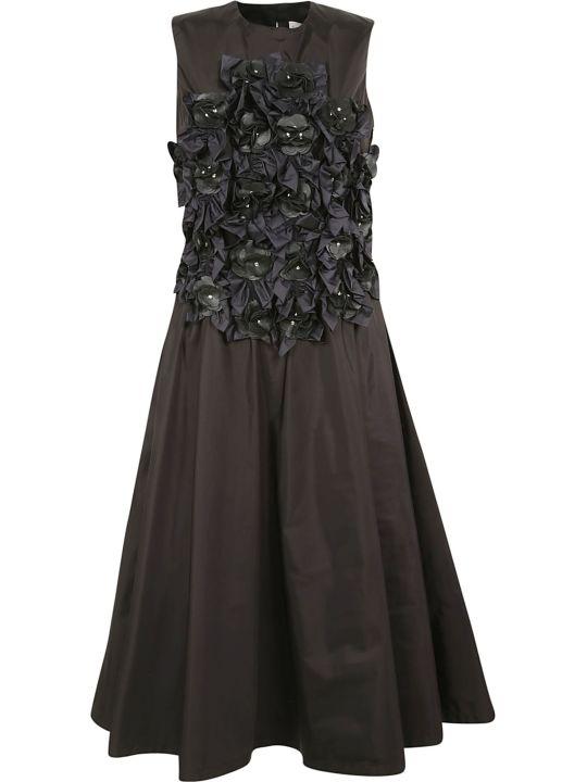 Moncler Genius Noir Sleeveless Dress