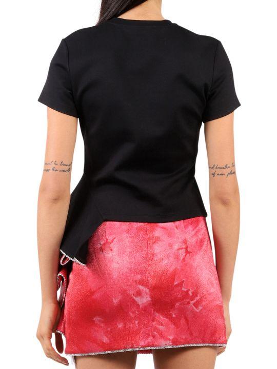 AREA Black T-shirt
