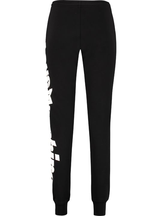 Love Moschino Logo Detail Cotton Track-pants