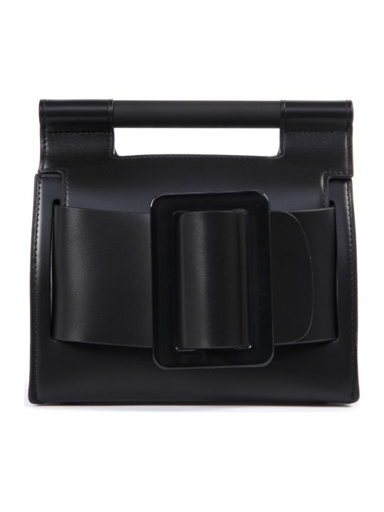 BOYY Romeo Black Color Leather Hand Bag