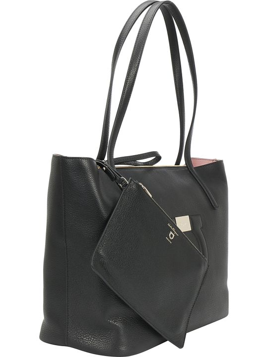Salvatore Ferragamo City Tote Bag