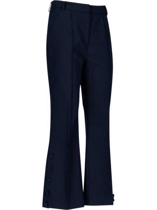 Rokh Side Buttons Detail Pants