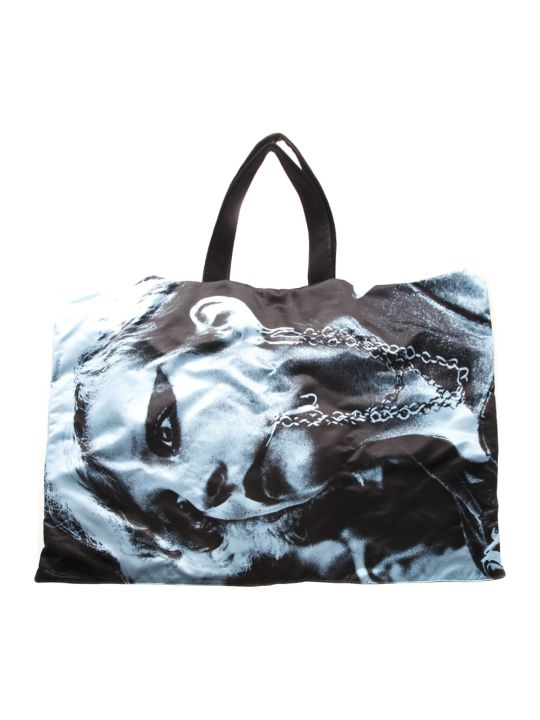 Eastpak Eastpack X Raf Simons Poster Tote