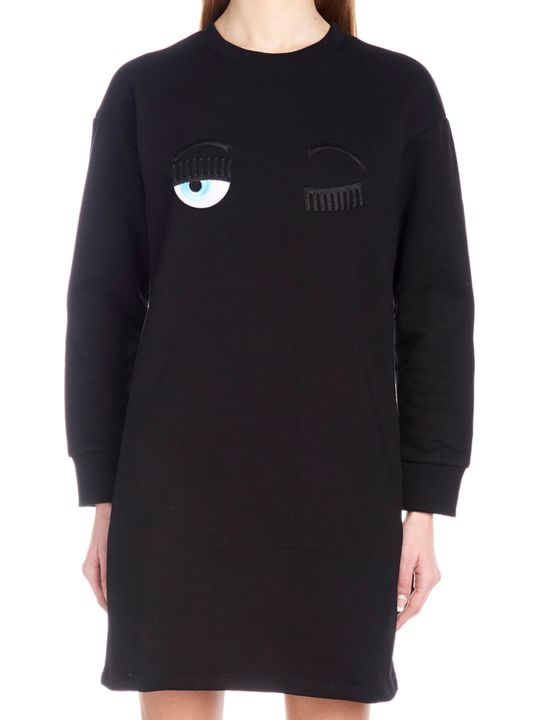 Chiara Ferragni 'flirting Eyes' Dress